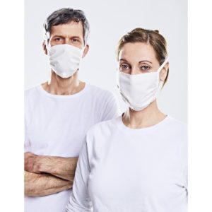 Masque en Tissu 40 lavages Pionier Workwear